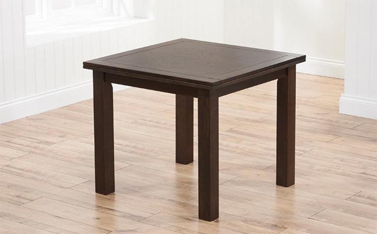 Dark Wood Dining Tables Seats 2