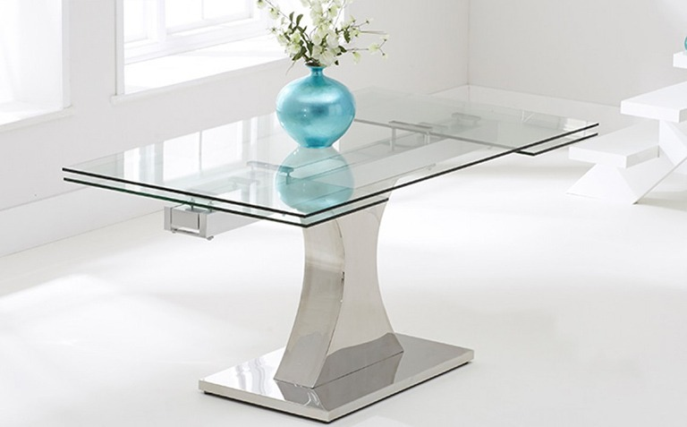 View All Glass Dining Tables