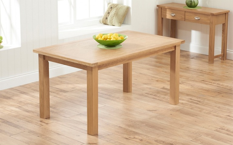 Oak Dining Tables Seats 4
