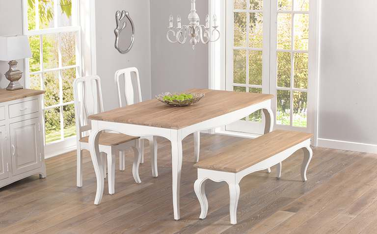Shabby Chic Dining Table Sets