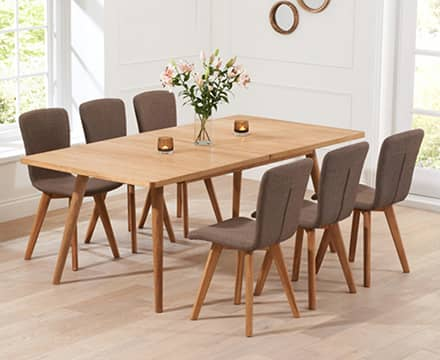 8+ Seater Dining Table Sets