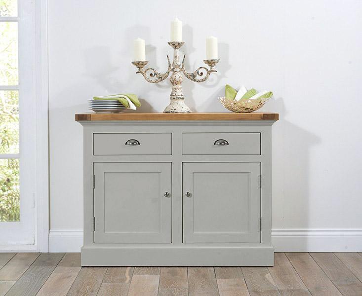 Cavendish/Torino Oak & Grey Medium Sideboard