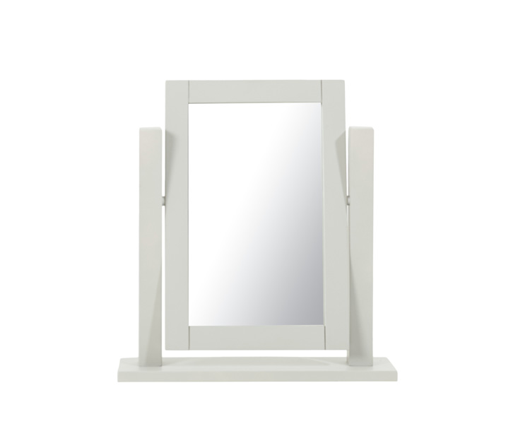 An image of Somerset Grey Adjustable Dressing Table Mirror