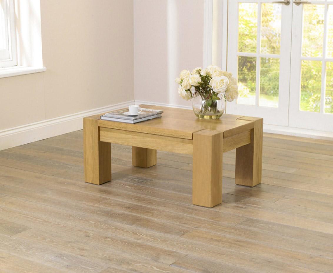 Thames Oak Coffee Table