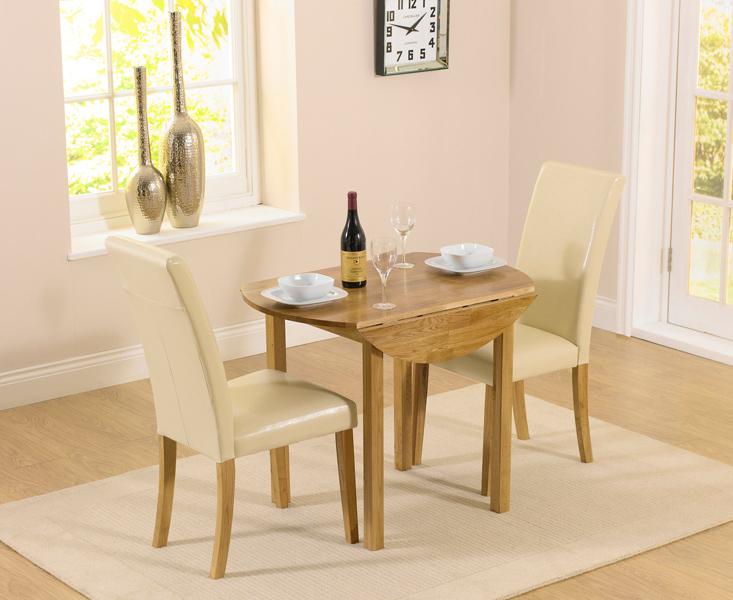 Oxford 90cm solid oak drop leaf extending dining table  : 52426 ocaton 06 09 201200114 from www.go-furniture.co.uk size 733 x 600 jpeg 207kB