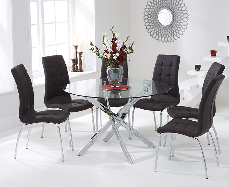 Buy Cheap Contemporary Round Dining Table Compare Tables