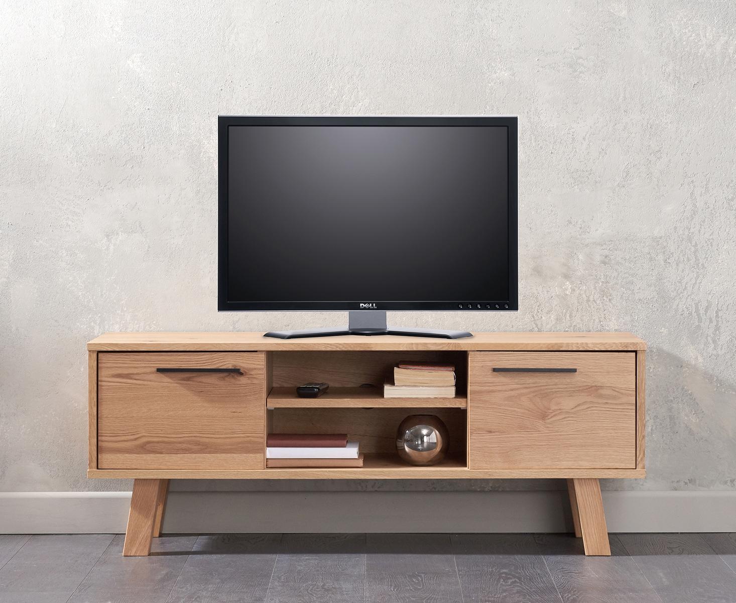 Agata Oak TV Unit