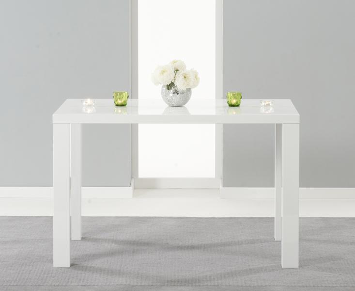 Hampstead 120cm High Gloss Dining Table