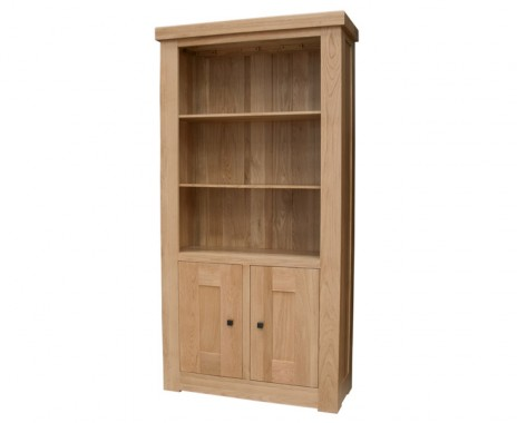 Luanda Oak Bookcases