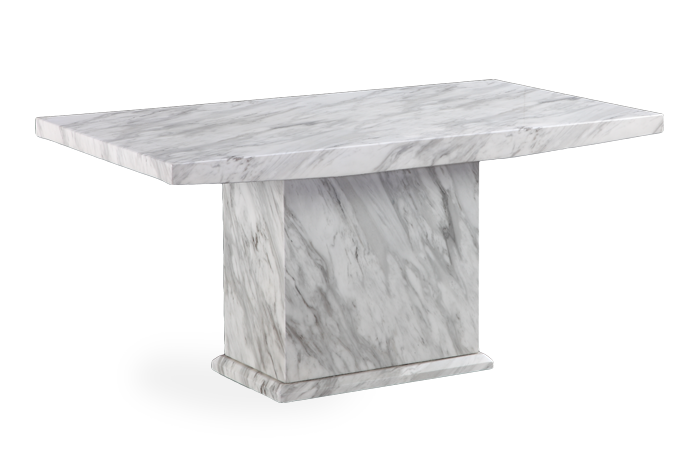 Calabro 160cm Marble Dining Table