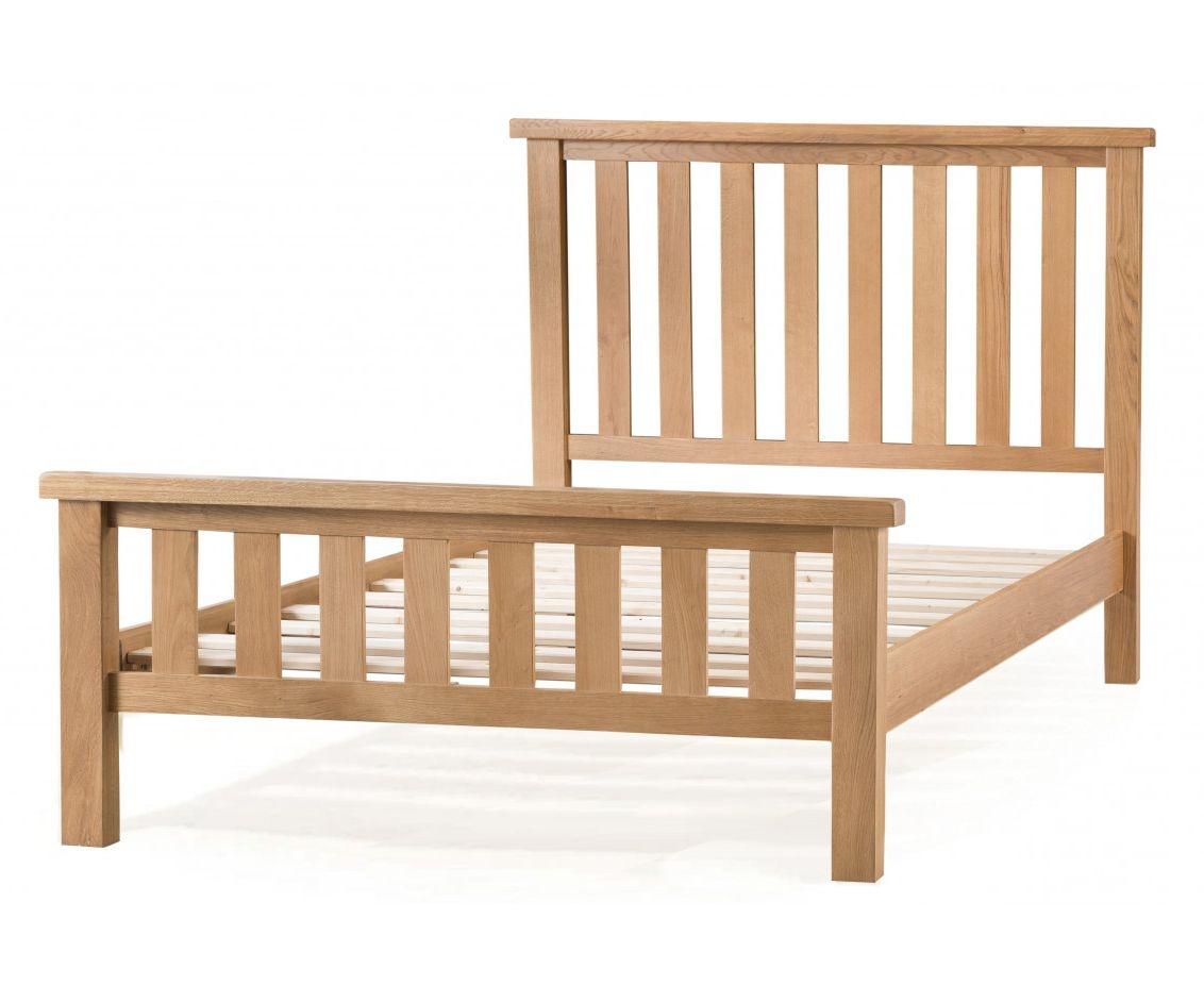 Product photograph showing Sasha King Size Bed