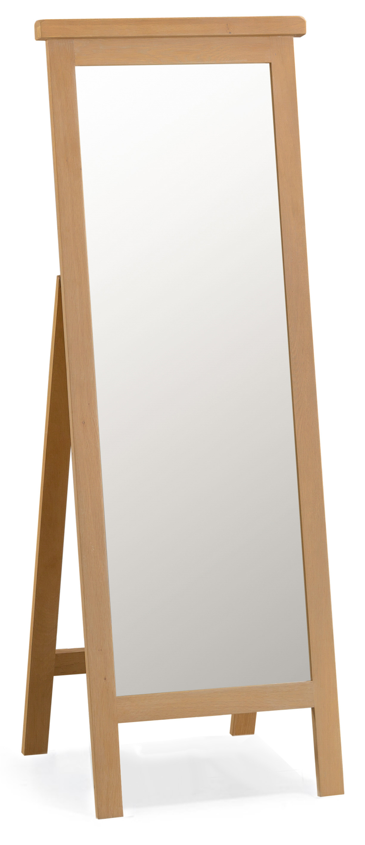 Product photograph showing Sasha Cheval Mirror