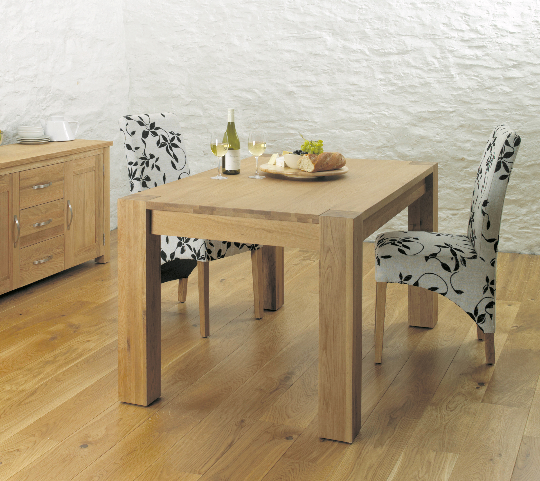Aston 150cm Oak Dining Table