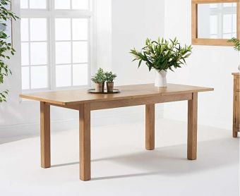 Nelly 120cm Extending Dining Table
