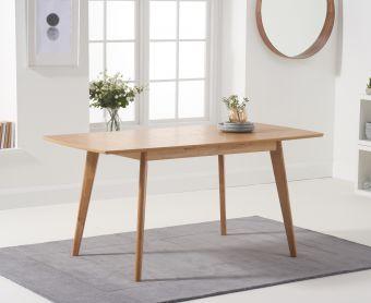 Sacha 120cm Extending Dining Table