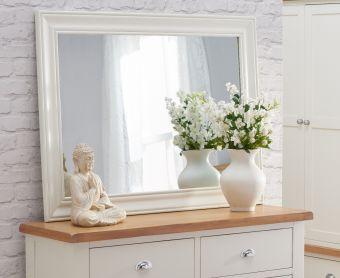 Ellen White Wall Mirror