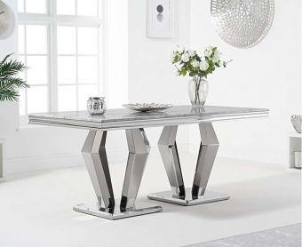 Veneziana 180cm Marble Dining Table