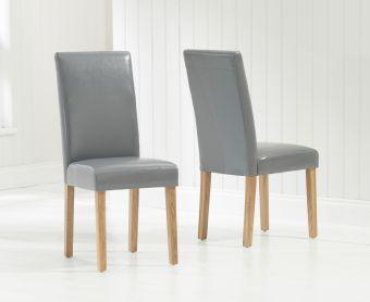 Albany Grey Chairs (Pairs)