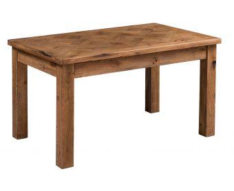 Kinglsey 140cm Solid Oak Dining Table