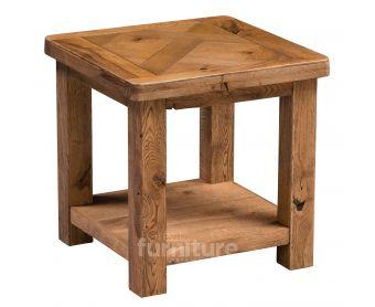 Kingsley Solid Oak Side Table