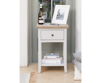 Harbor One Drawer Side Table