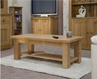 Reno 90cm Oak Coffee Table