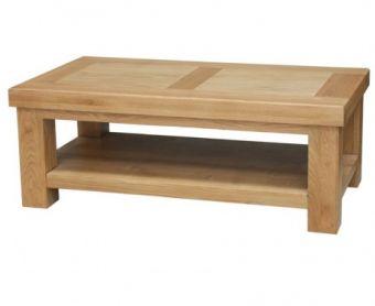 Rondeau Oak Coffee Table