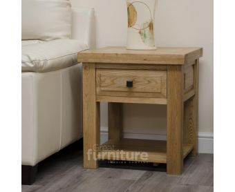 Deluxe Side/ Lamp Table