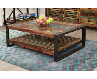 Kensington Rectangular Coffee Table