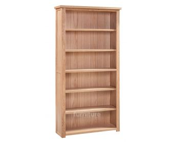 Merissa Oak Large Bookcase