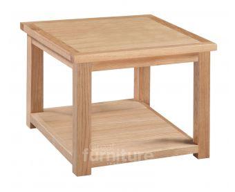 Merissa Oak Side Table
