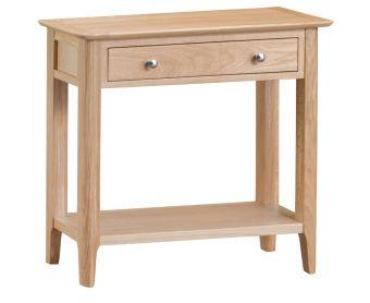 Suri Oak Console Table
