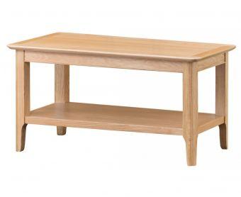 Suri Oak Small Coffee Table