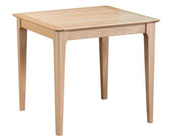 Suri Oak 85cm Dining Table