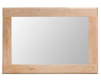 Suri Oak Wall Mirror