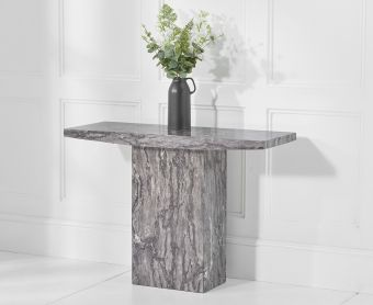 Crema Grey Marble Console Table