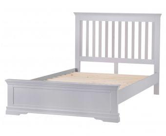 Simon Grey Super king Bed Frame