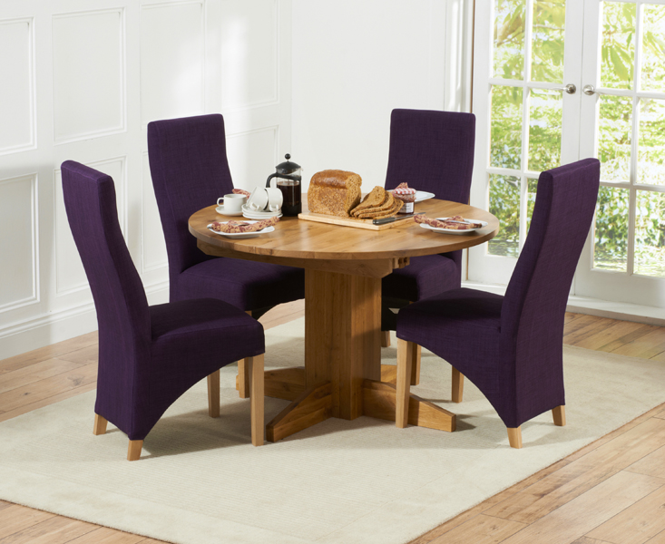 Cucina Oak Extendable Dining Table Review Compare Prices  : dorchesterplum4 from amlibgroup.com size 733 x 600 jpeg 318kB