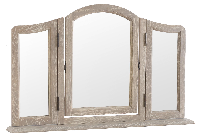 An image of Laura Oak Trinket Mirror