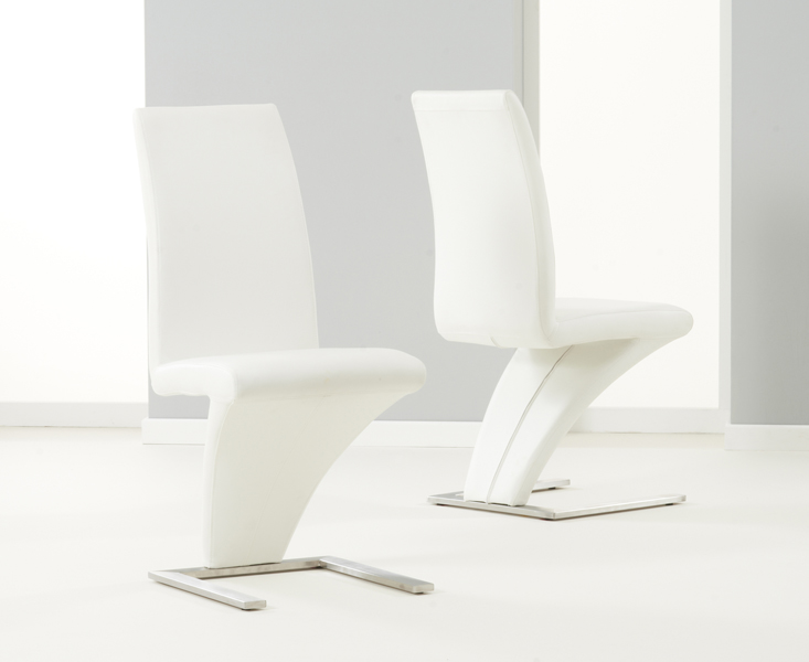 Hampstead Ivory White Z Chairs