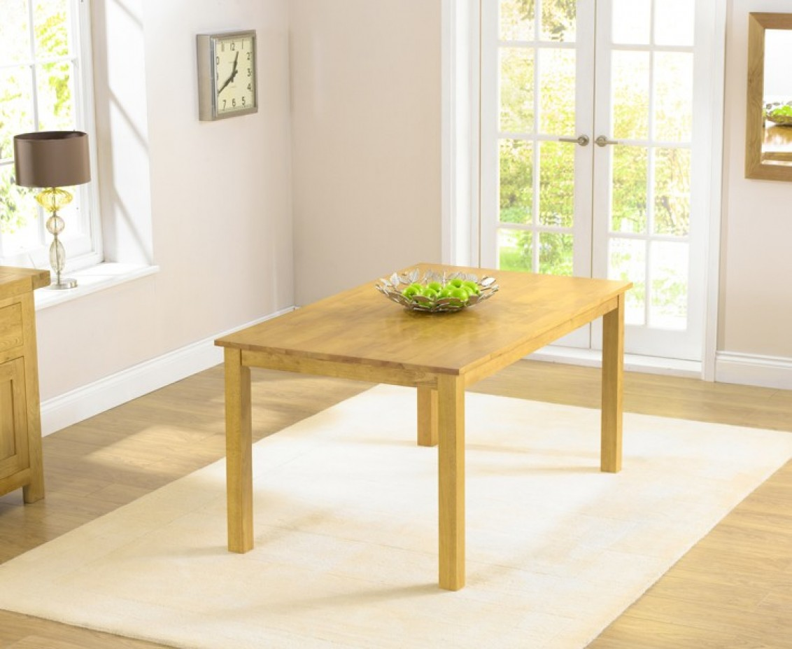 An image of Lille 150cm Dining Table