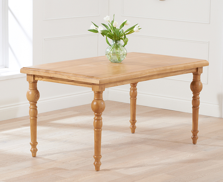 Marseille 150cm French Style Dining Table