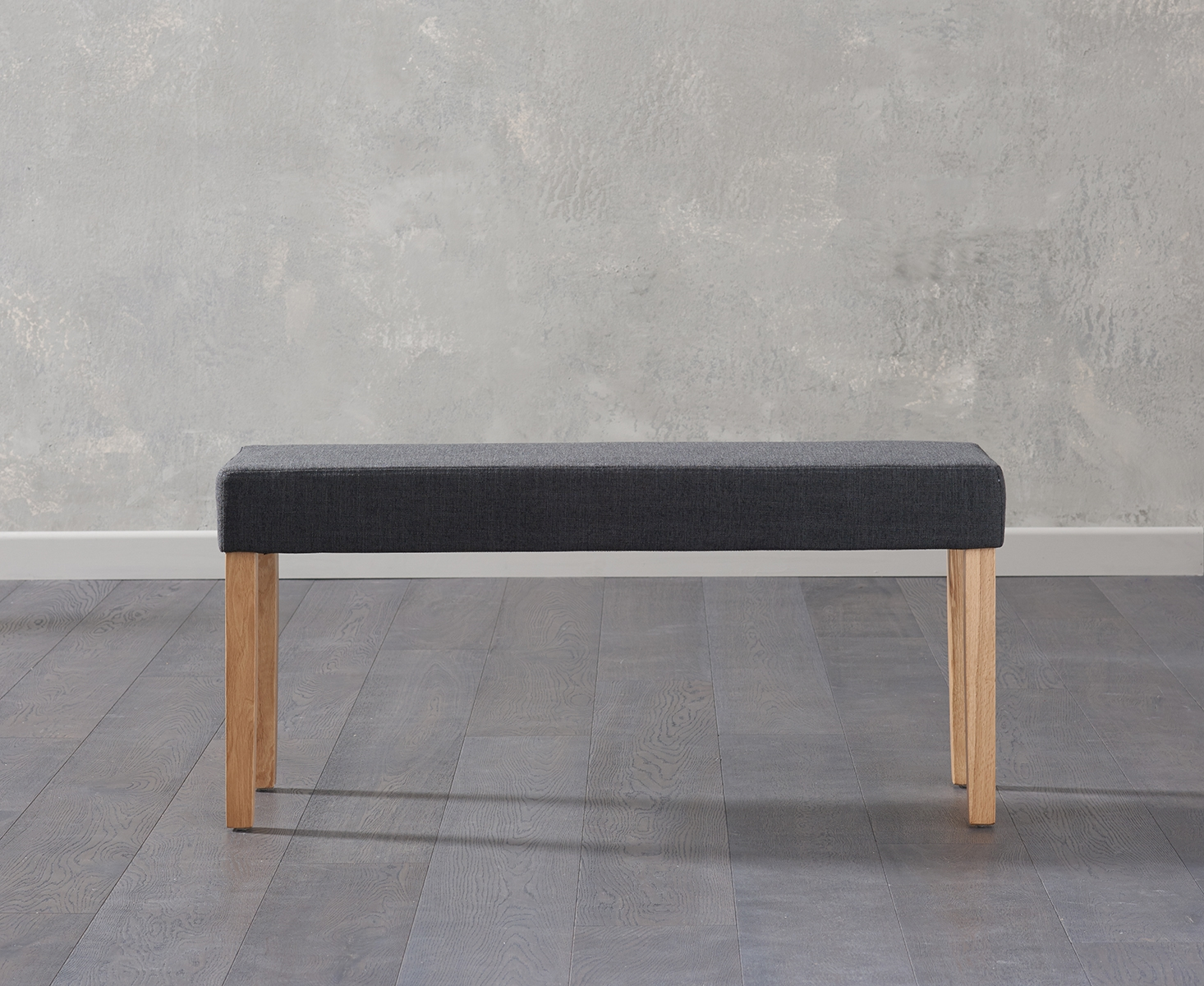 An image of Mia Small Black Bench