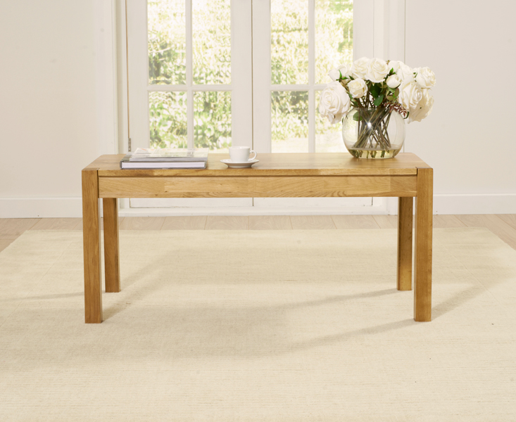 An image of Oxford Oak Coffee Table