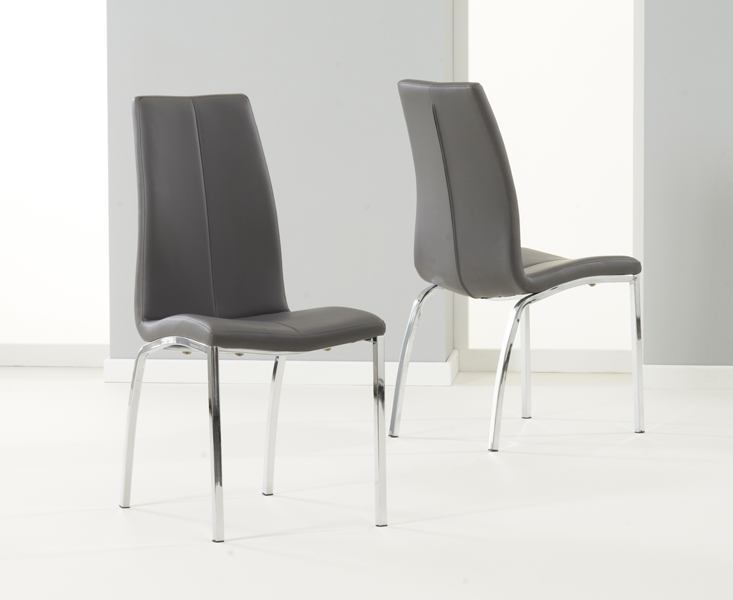 Cavello Charcoal Grey Chairs