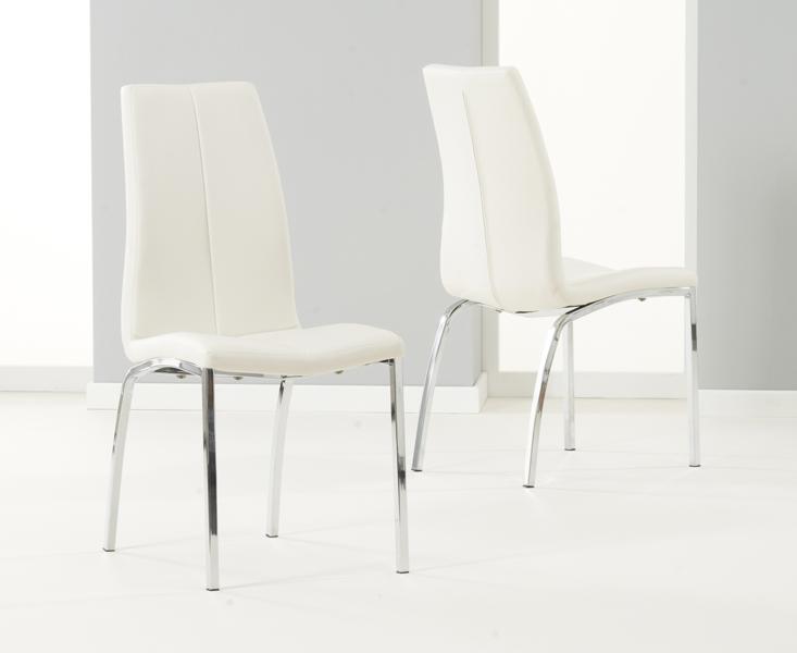 Cavello Ivory White Chairs