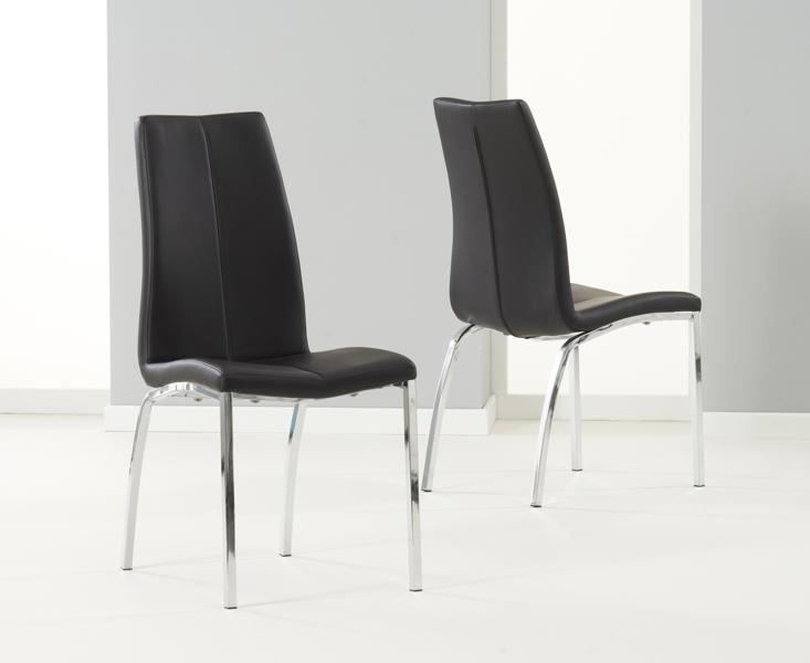 Cavello Black Chairs