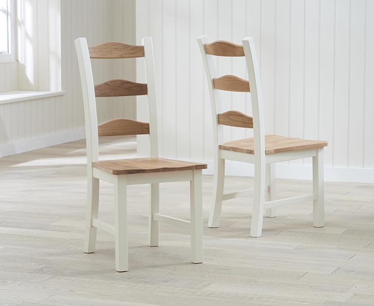 Somerset Cream Dining Chairs