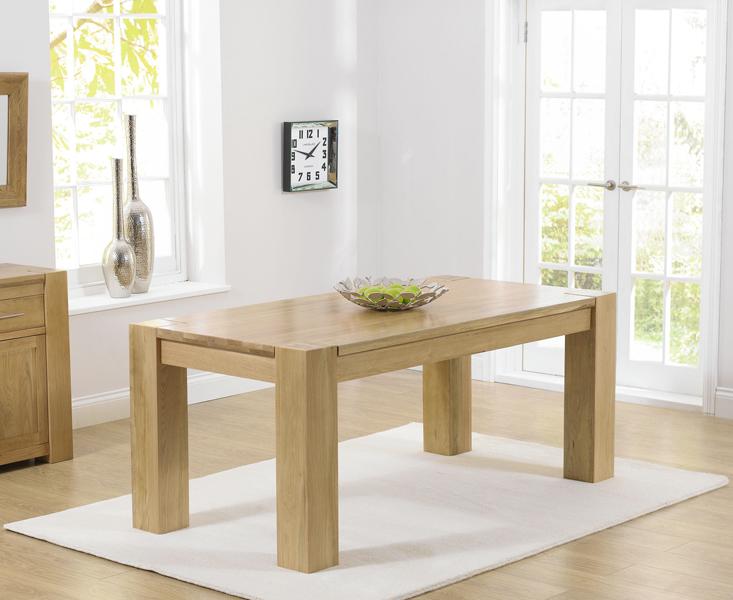 Thames 150cm Oak Dining Table