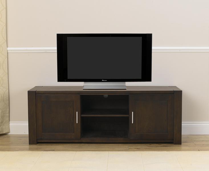 Verona 150cm Dark Oak TV Unit